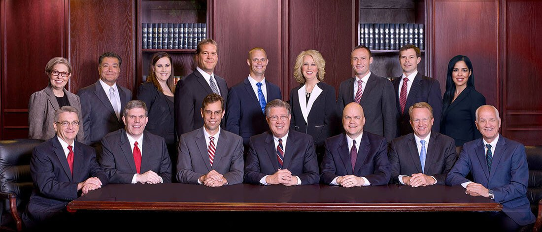 The attorneys of Fillmore Spencer Law Firm in Provo Utah